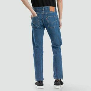 BNWT Levis 501 Jeans Original Fit stretch tencel